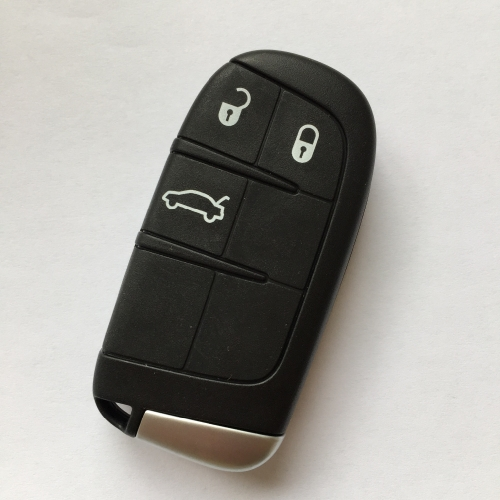 735577273 M3N-40821302 7812A-40821302 Original 3Button 433Mhz keyless entry auto smart key for Fiat 500