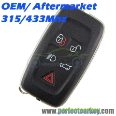 LR032796 Original Oem 5Button auto smart card smart key 433Mhz KEY FOB TRANSMITTER for LAND ROVER RANGE ROVER EG4