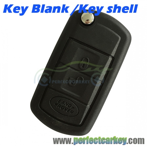 Key blank for Landrover Range Rover Discovery