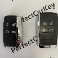 Refit Style refit keyless entry smart card for Jaguar