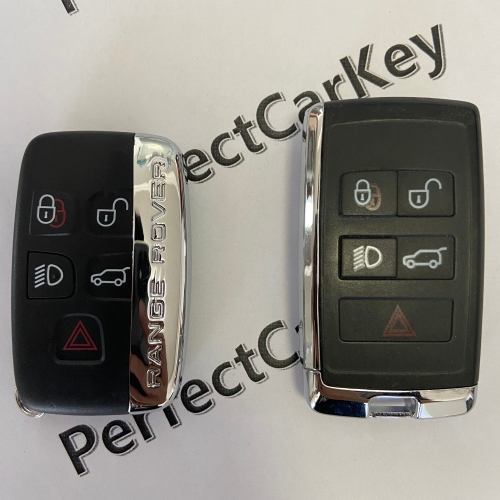 Refit Style refit keyless entry smart card for LandRover