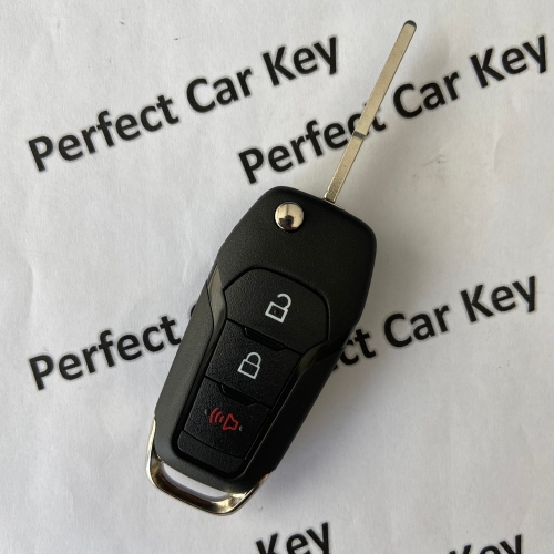 Ford 2015+ 2+1 Button Flip key 49chip 315Mhz