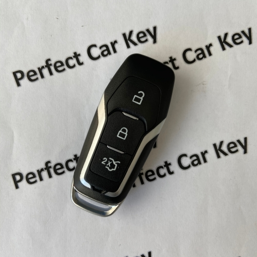 Ford Mondeo 3Button smart key 49chip 433Mhz