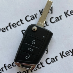 KYDZ MQB aftermarket Keyless remote keys