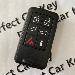 1PC  OEM 433Mhz Volvo XC60 S60 S60L V40 V60 smart key-Key less go  46 chip